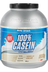 Body Attack Casein Protein - 1,8 kg