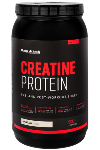 Picture of Body Attack Creatine Protein - 900g
