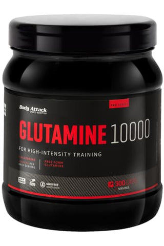 Picture of 2x Body Attack Glutamine 10000 - 300 Caps