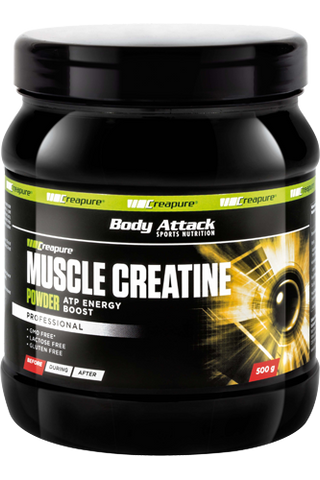 Picture of Body Attack Muscle Creatine Creapure 20% RABATT