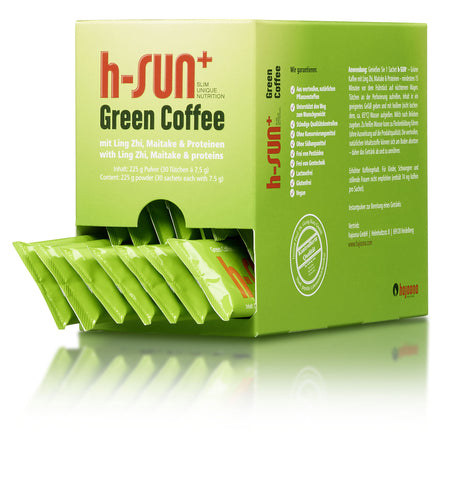 Picture of Hajoona h-SUN+ Green Coffee