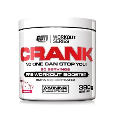 Picture of ESN Crank Pre Workout Booster