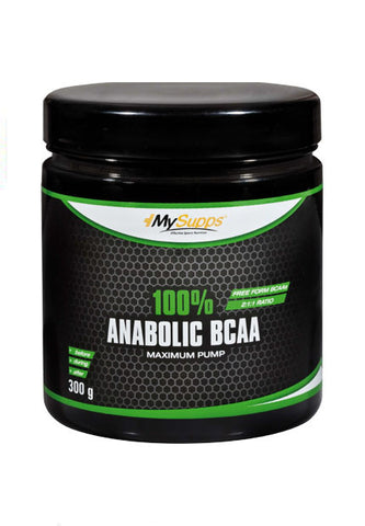 Picture of MY SUPPS ANABOLIC BCAA - 300g