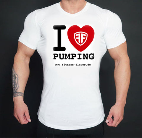 Picture of I Love Pumping T-Shirt