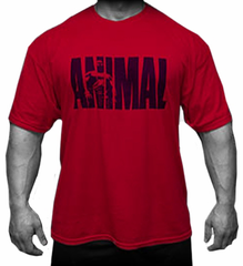 Animal Iconic Shirt - Red