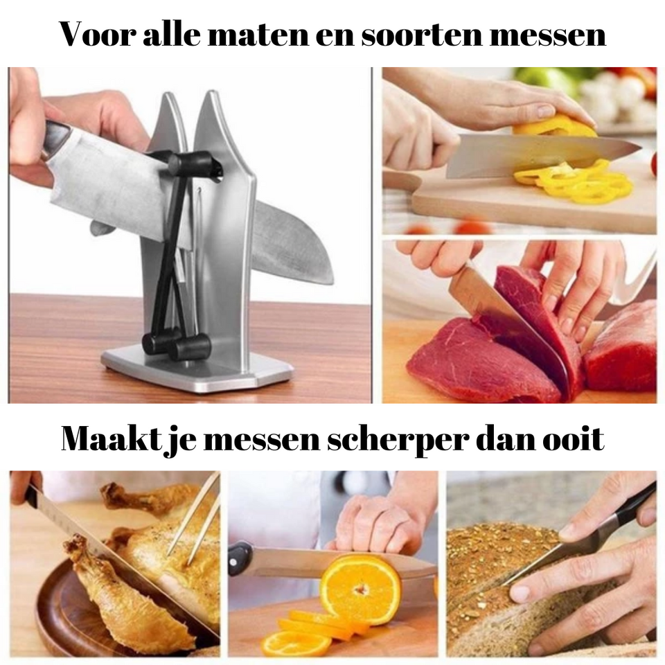 Ultra Sharp™ Messenslijper | Universeel
