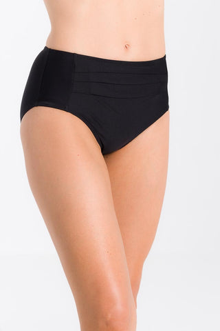 Tara Grinna Platanos Mid Rise Bottom With Pleats - FT209