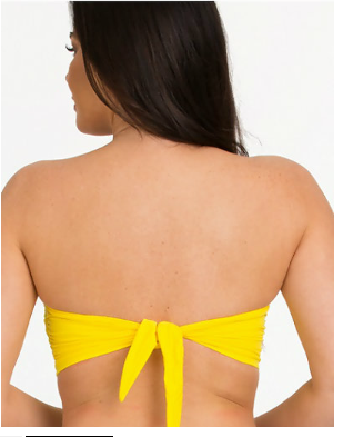Tara Grinna Sunburst Twist Bandeau ML - 136