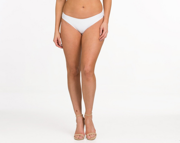 Tara Grinna White Hipster Bottoms ND-206