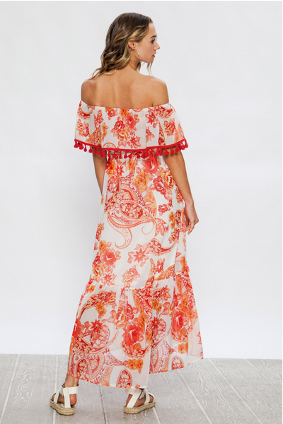 Auburn Maxi Dress