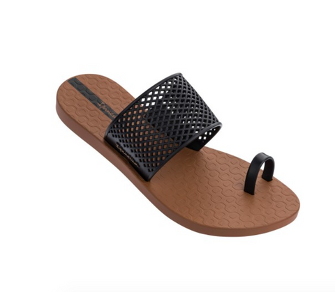 Ipanema Gadot Sandal - Brown Black