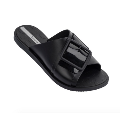 Ipanema Free Slide On - Black