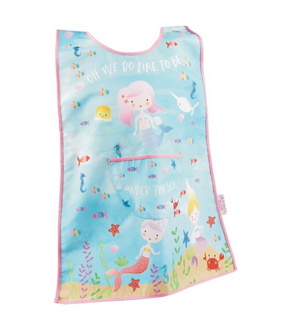 Mermaid Activity Smock