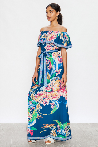 Puerto Vallarta Maxi Dress