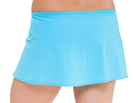 Tara Grinna Turquoise Skirted Cover Up TU-412