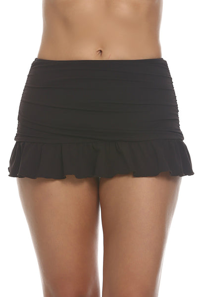 Tara Grinna Dark Roast Retro Skirted Bottom - BR222