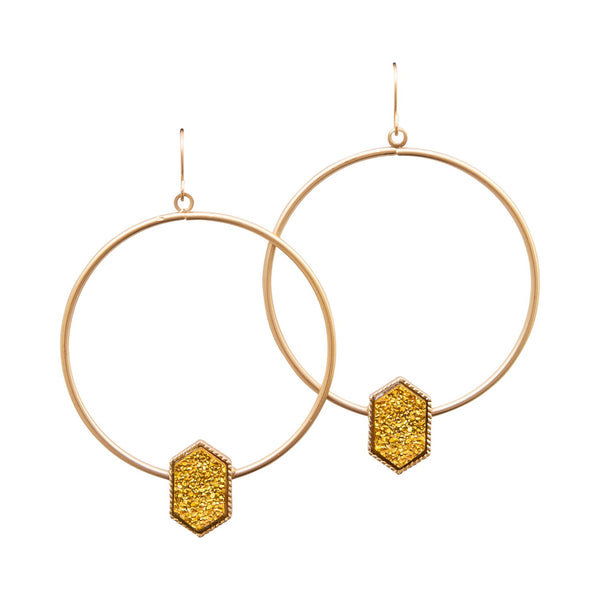 Mateo Gold Earrings