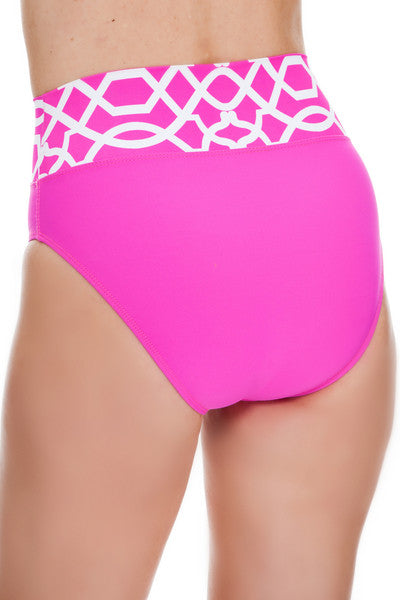 Tara Grinna Playa Paraiso Tall Waist Bottom - PA213