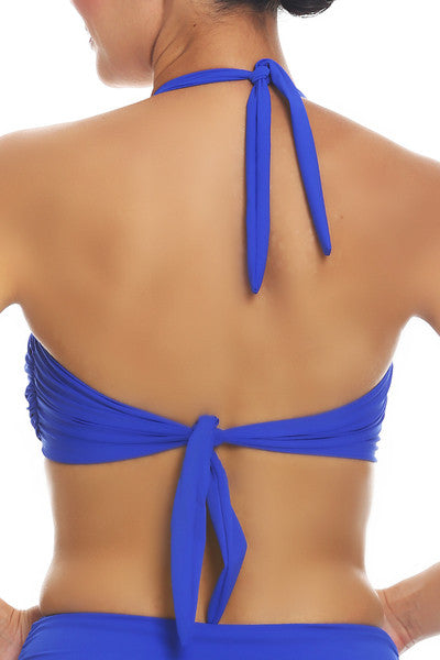 Tara Grinna Royal Bandeau with Straps - RY138