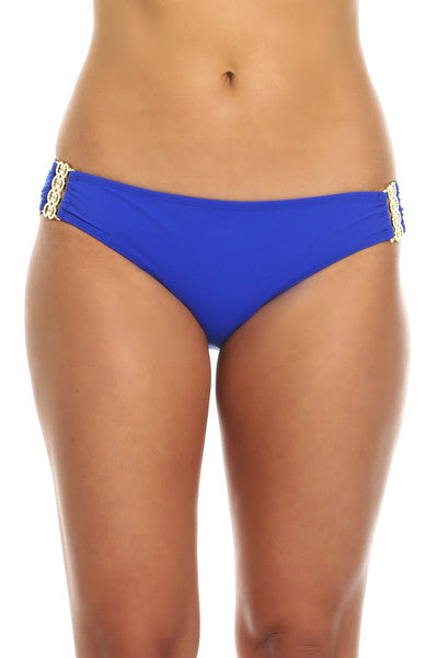 Tara Grinna Royal Hipster Bottom with Hardware - RY236