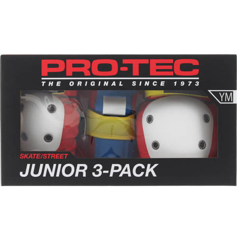 JUNIOR 3-PACK PAD SETS