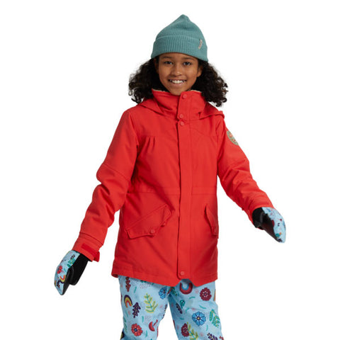 GIRLS' SHORTLEAF PARKA