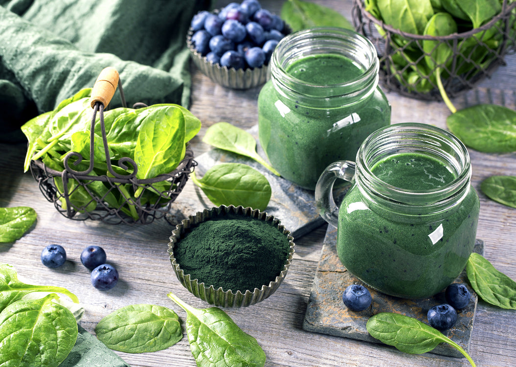 7 green superfoods and their amazing benefits