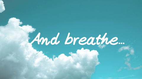 breathe and relax to strengthen immune system