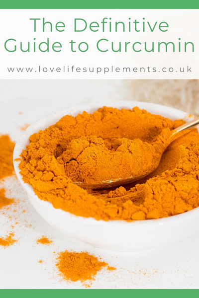 benefits of curcumin supplements