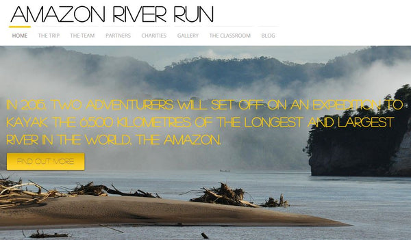 Amazon River Run