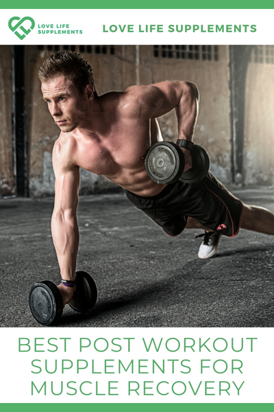 best post workout supplements for muscle recovery pin