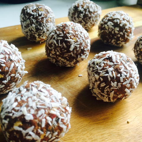 MCT Oil Balls Recipe