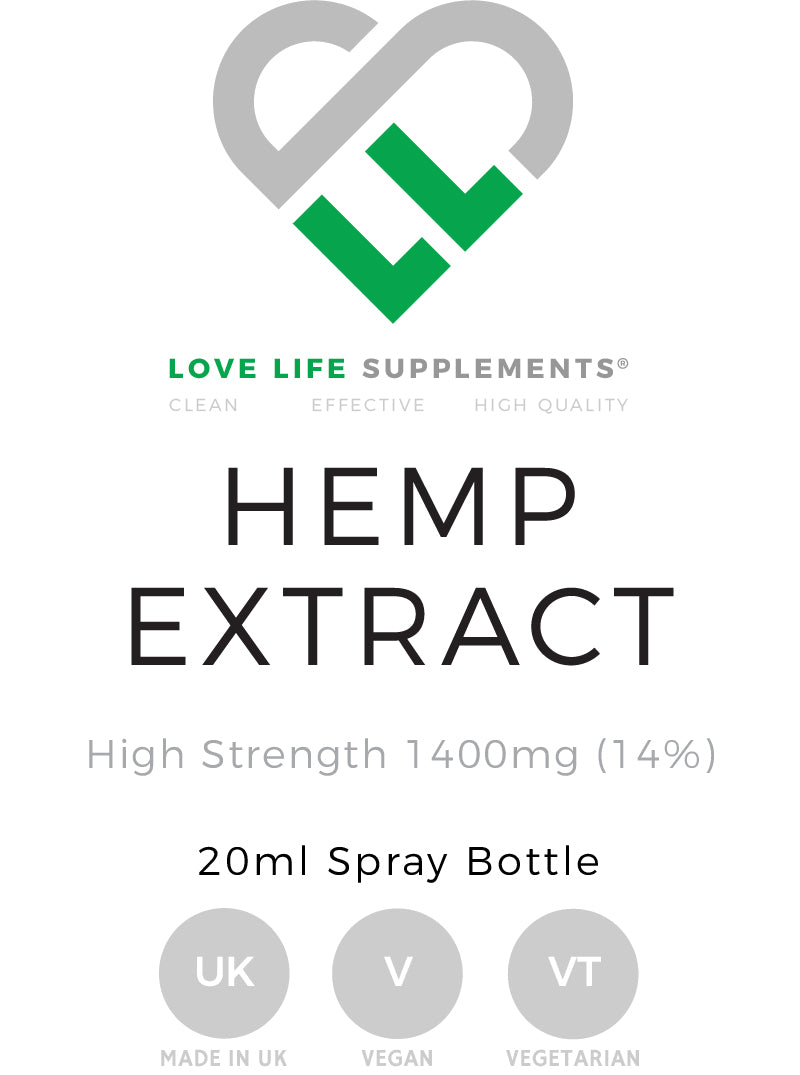 Hemp Extract (CBD)