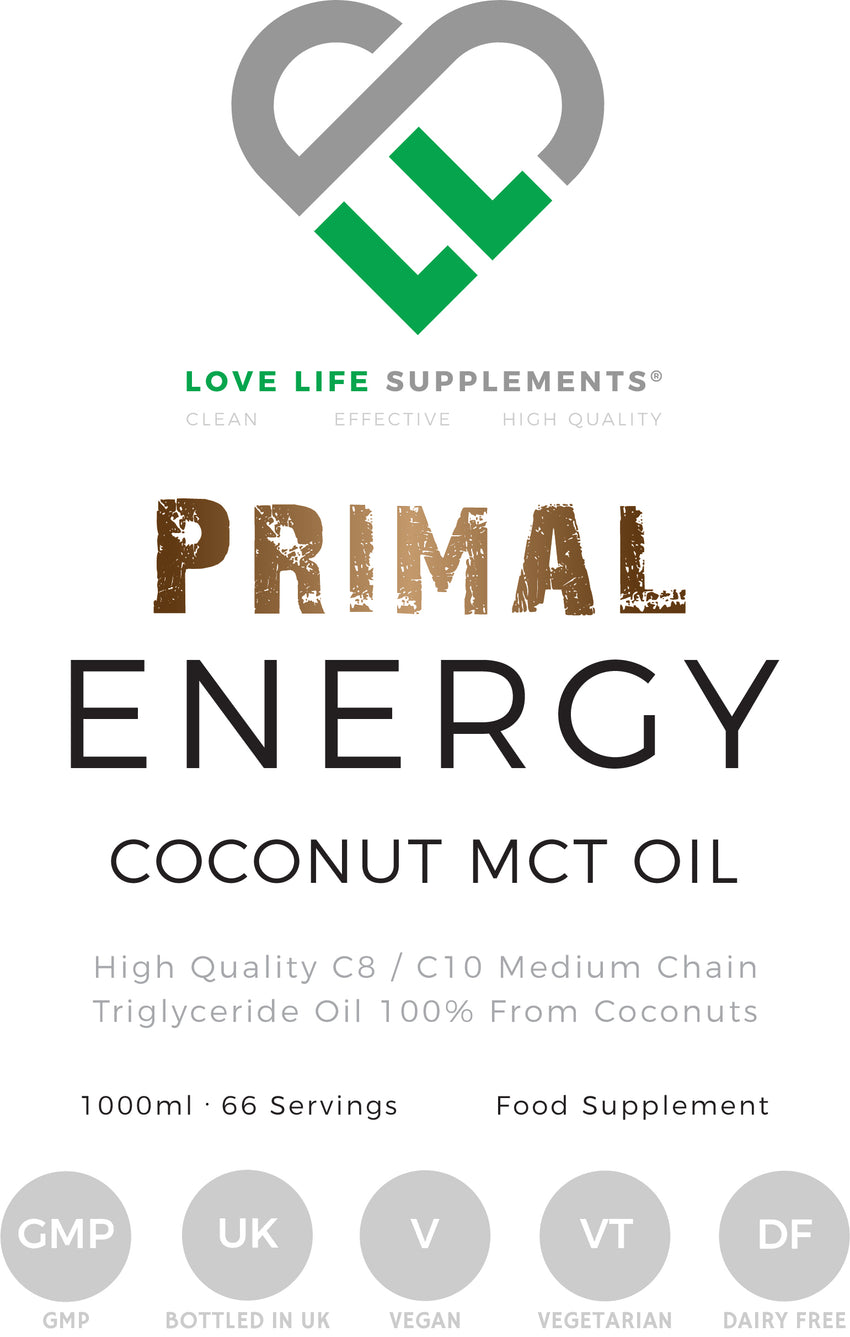 Primal Energy MCT Oil