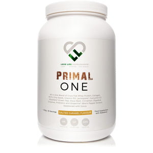 Primal One (Salted Caramel)