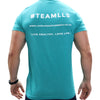 Team LLS - Love Life Supplements t-shirt