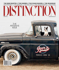 Vol. 26: Distinction Spring Edition 2015 (Magazine)