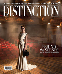 Vol. 20: Distinction Winter Edition 2013 (Magazine)