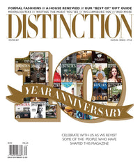 Vol. 39 - Distinction Winter 2017 10th Anniversary