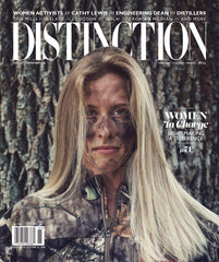 Vol. 44 Distinction Magazine Aug/Sep 2018