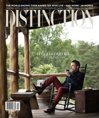Vol. 25: Distinction Winter Edition 2014 (Magazine)
