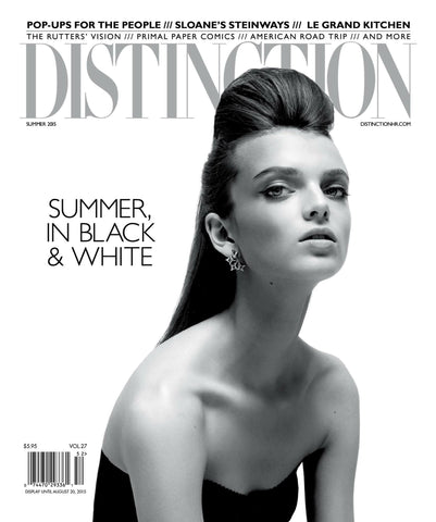Vol. 27: Distinction Summer Edition 2015 (Magazine)