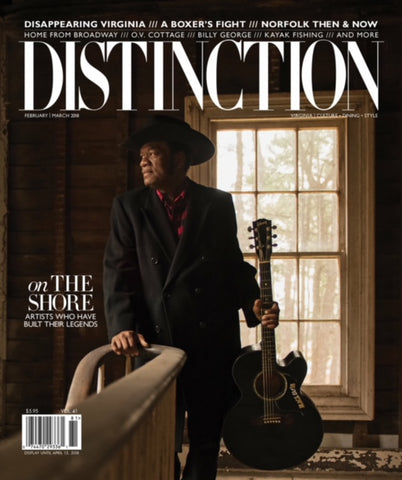 Vol. 41 Distinction Magazine Feb/Mar 2018