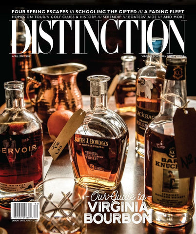 Vol. 42 Distinction Magazine April/May 2018
