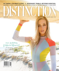 Vol. 32: Distinction Summer 2016 (magazine)