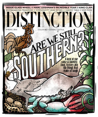 Distinction Limited Edition Poster - Are We Still Southern?