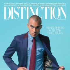 Vol. 30: Distinction Winter Edition - November 2015 (Magazine)