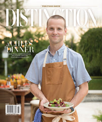 Vol. 34: Distinction Food Edition - October 2016 (Magazine)