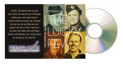 The Lucky Few DVD (Live video from the moving, Q&A evening spent with four local heroes.)