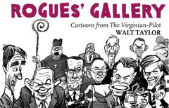 ROGUES' GALLERY (Walt Taylor Cartoon Book)